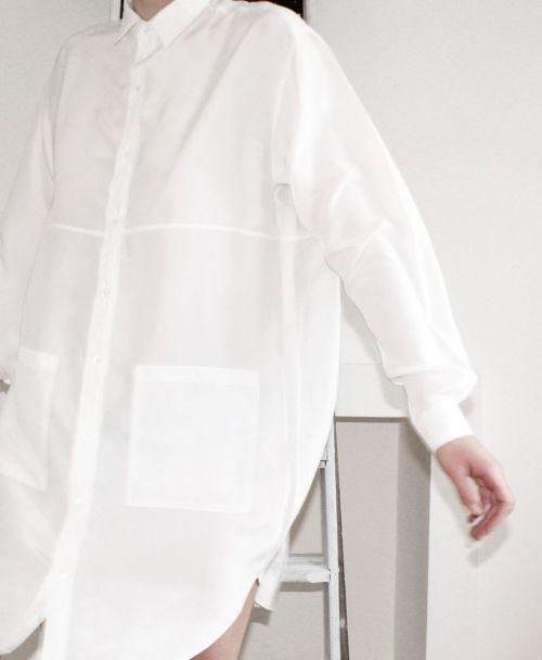 oversize chemise