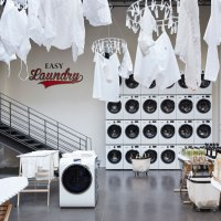 EASY LAUNDRY chez MERCI