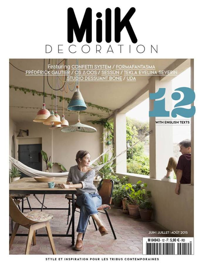 Milk Decoration 12