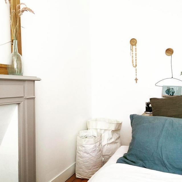 bedroom chez 2B&Co.