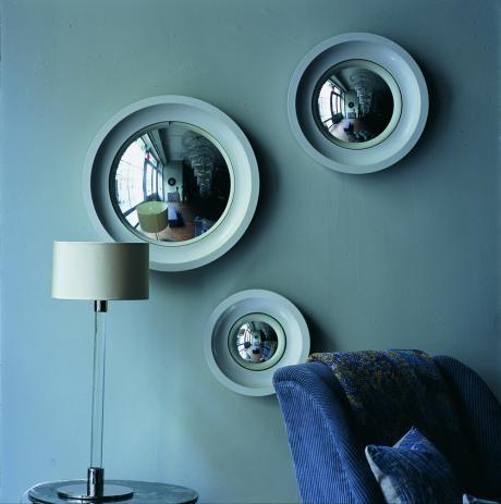 Ochre mirrors