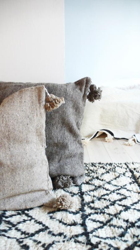 muima1 pom pom cushions