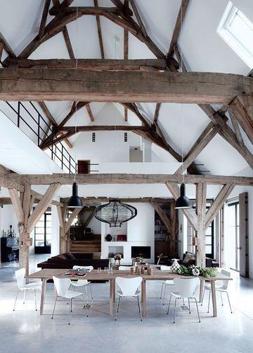 renovated beams