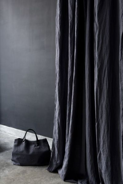 Linen curtain by Secret Maison