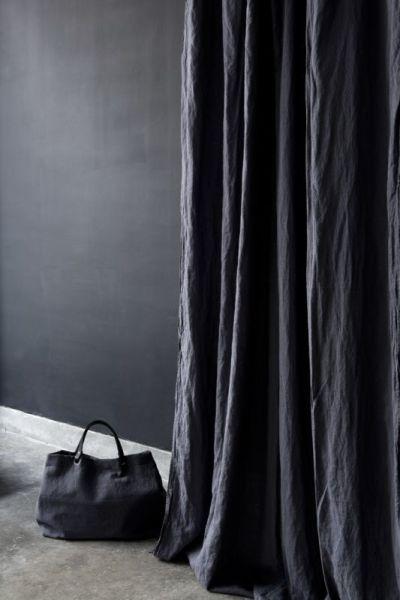 Linen curtain by Secret Maison