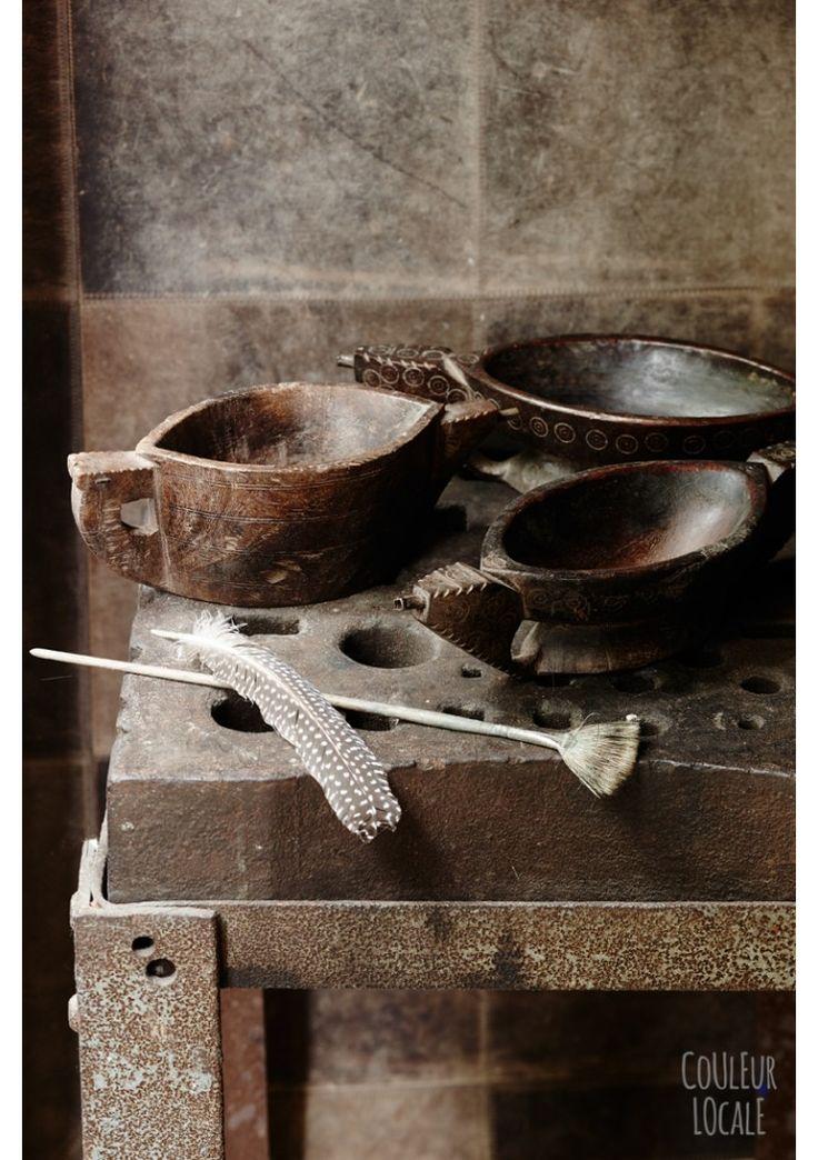 Kharal-Opium bowl