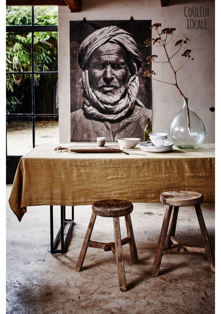 Serge Anton-wooden stools -Wonkiware