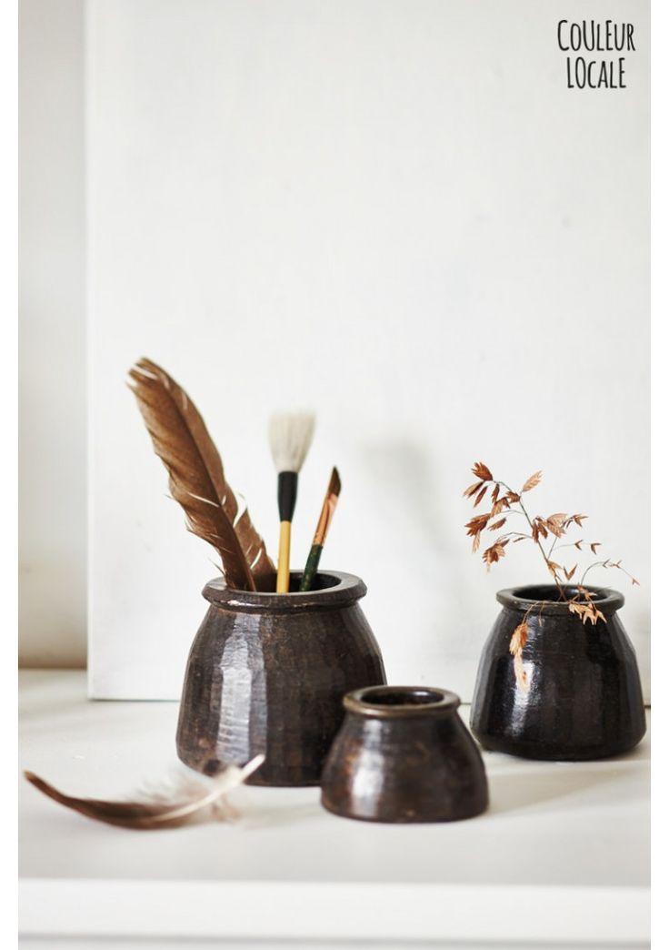 Soapstone bowls
