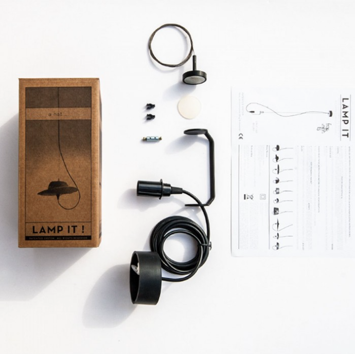 Lamp it System by Lua Nord