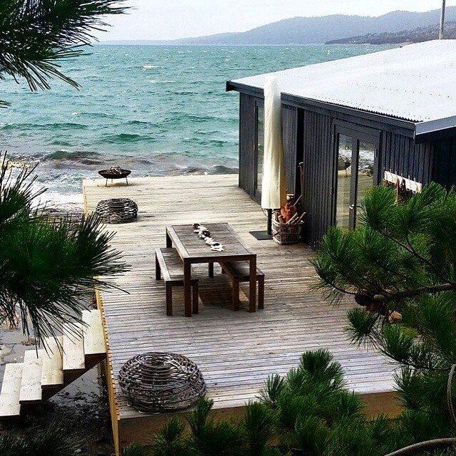 boathouse deck by tessakavanaghstylist