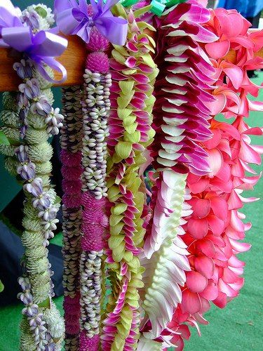 hawaiian leis- leiday
