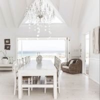 WHITE BEACH HOUSE ON GERMAN COAST