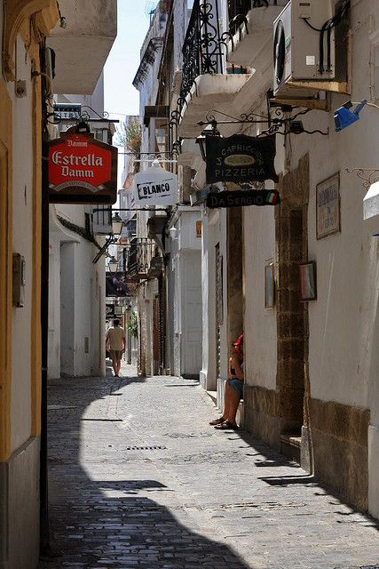 Tarifa, the village