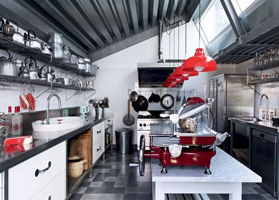 Paola Navone Industrial home Milan 10