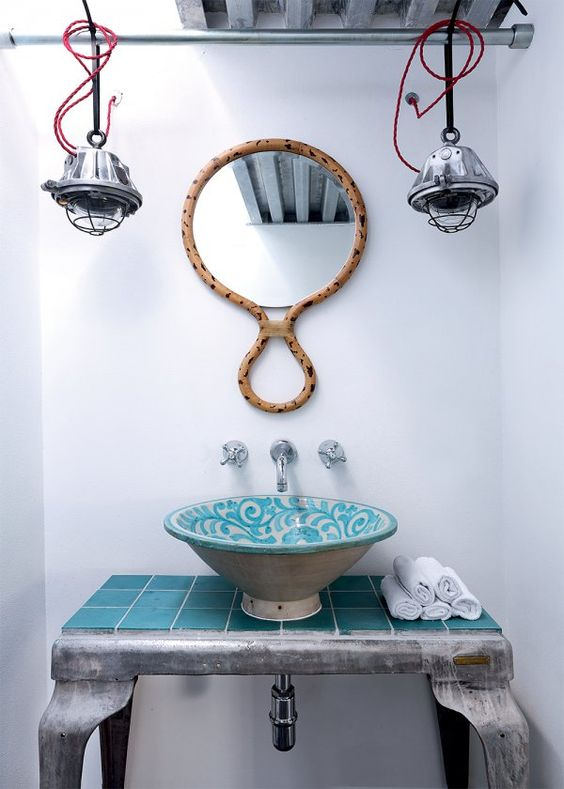 Paola Navone Industrial home Milan 16