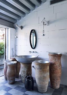 Paola Navone Industrial home Milan 9