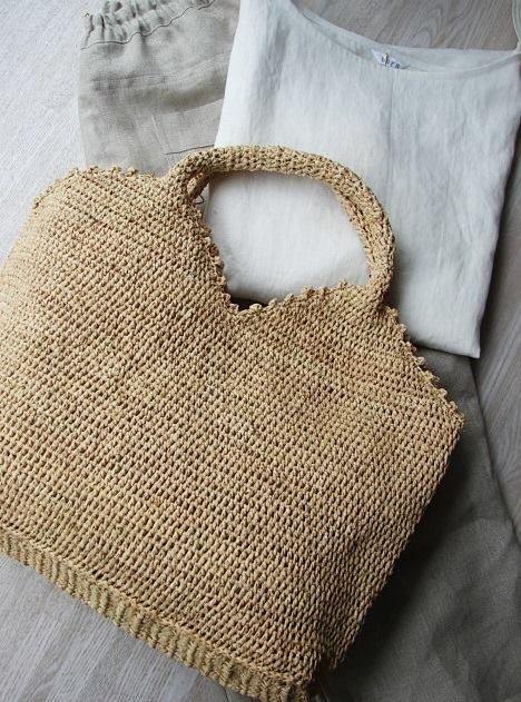 rafia-bag