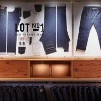 LEVI'S LOT N°1... MADE TO ORDER JEANS
